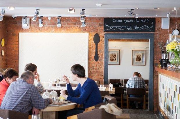Новое место: Ресторан «Как есть». Изображение № 20.