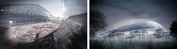 Изображение 17. Прямая речь: Джон Барроу о российских стадионах и о будущем спортивной архитектуры.. Изображение № 12.