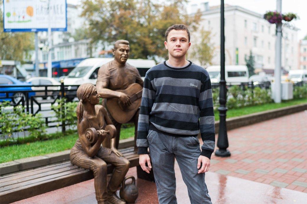 «Какая разница — Ленин или Расторгуев?»: Люберчане опамятнике группе «Любэ». Изображение № 2.