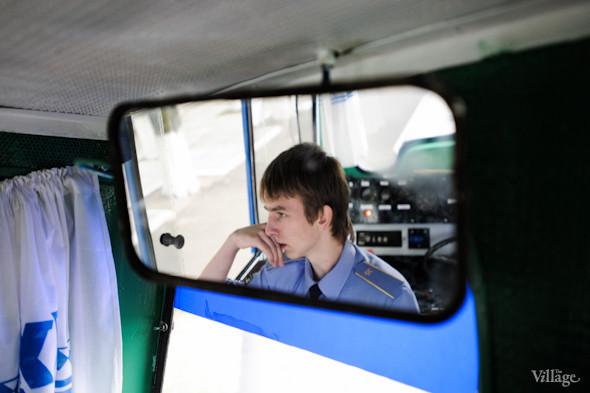 Фоторепортаж: В Киеве открылся сезон на детской железной дороге. Зображення № 26.