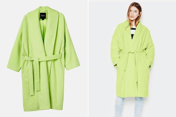 Где купить женское пальто: 9вариантов от 3500 до 15500рублей. Изображение № 3.