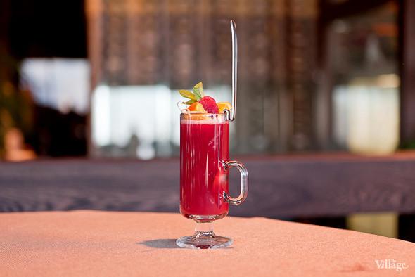 Горячий малиновый напиток с имбирем — 200 рублей. Изображение № 48.
