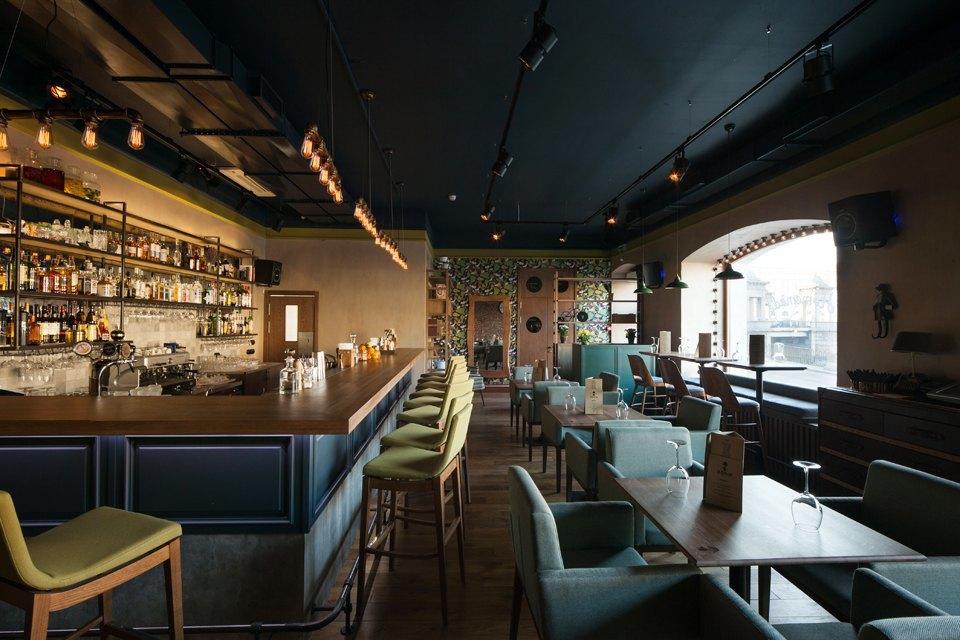 Ресторан-бар Room на Фонтанке. Изображение № 10.