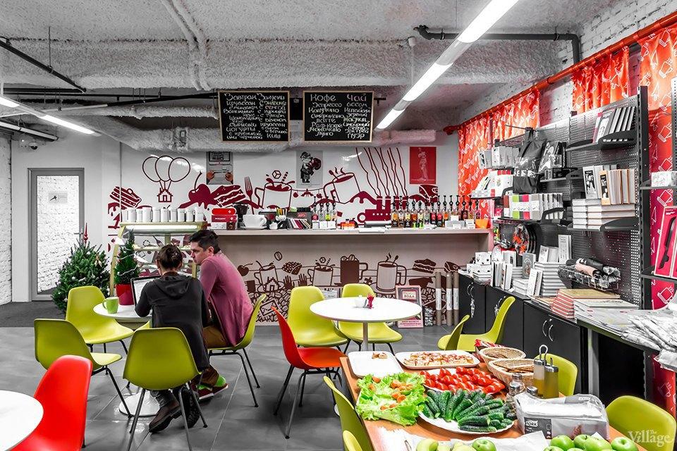 Интерьер недели (Москва): Офис «Яндекса» в БЦ «Строганов». Изображение № 12.