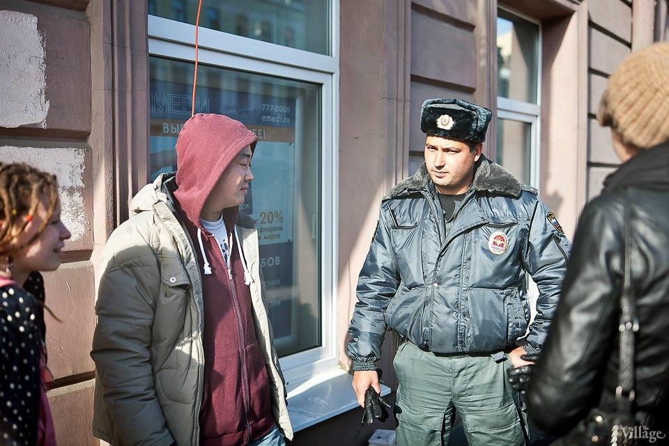 Фоторепортаж: Как открыть своё временное кафе на улице. Изображение № 2.