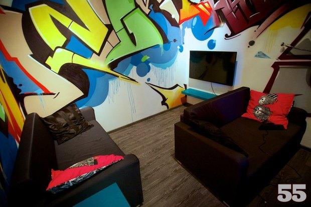 В Приморском районе открылось антикафе «Квартира 55». Изображение № 7.