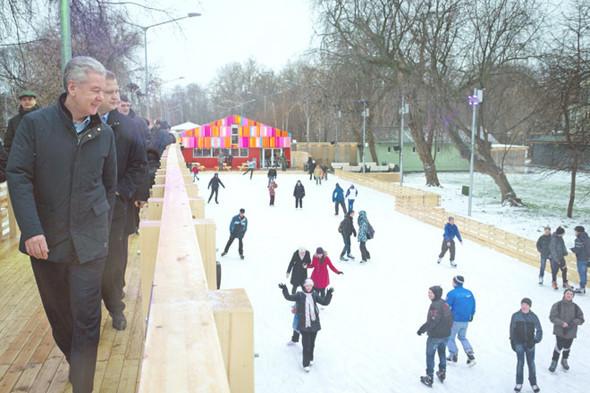Интервью: Ольга Захарова, директор парка Горького, об итогах первого года реконструкции. Изображение № 37.