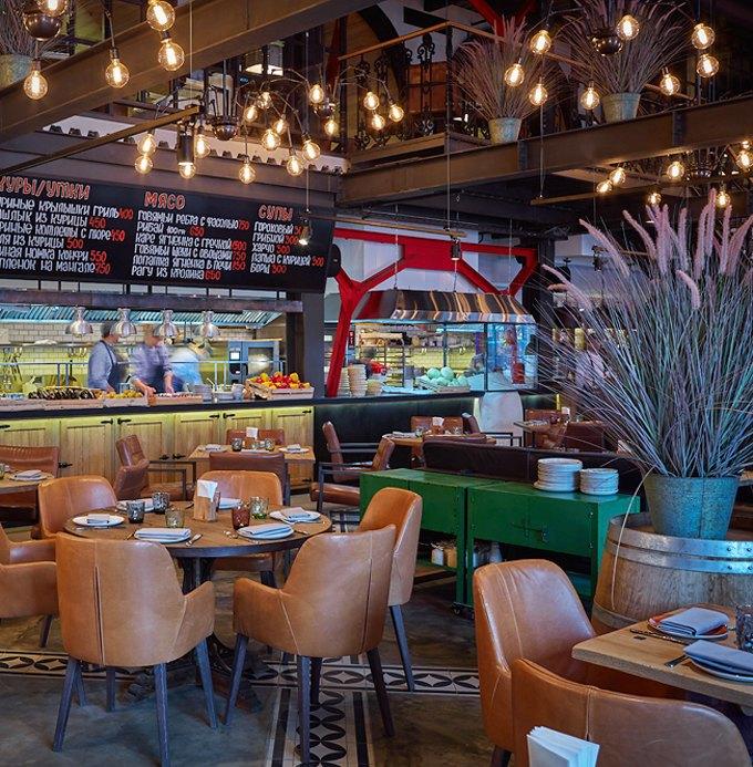 15 новых ресторанов, кафе и баров марта. Изображение № 1.