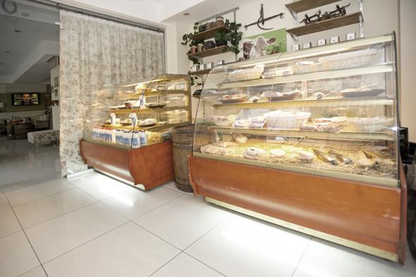 Новое место (Киев): Ресторан-базар «Коза Дереза». Зображення № 4.