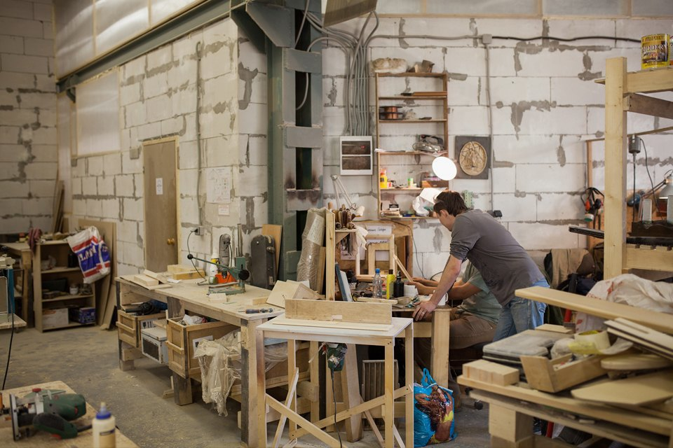 Как «Класс труда» научил людей работать руками  . Изображение № 9.