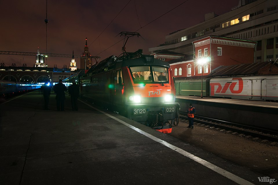 Фото дня: Первый в России двухэтажный поезд. Изображение № 7.