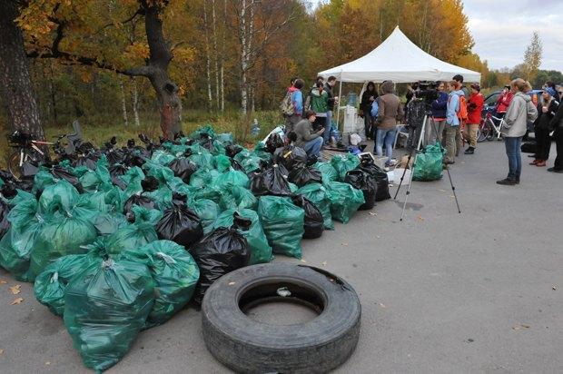 Как превратить сбор мусора в городскую игру . Изображение № 14.