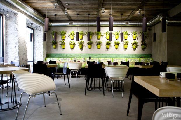Новое место: Вегетарианское кафе Fresh. Изображение № 14.