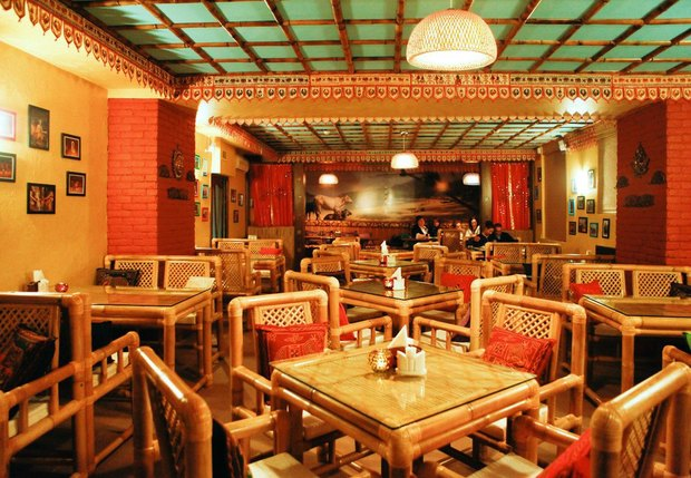 На канале Грибоедова открылся индийский ресторан Go Goa . Изображение № 4.