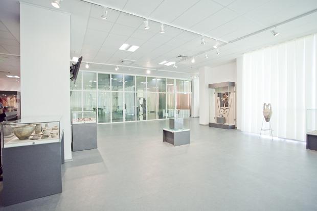 Фоторепортаж: На Богдана Хмельницкого открыли Музей истории Киева. Зображення № 16.