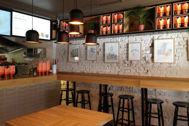 На Покровке открылось кафе «Вок-Стрит». Изображение №1.