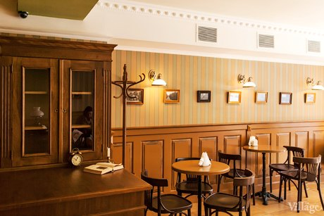 На Саксаганского открылась кофейня «Галицький штрудель». Зображення № 4.