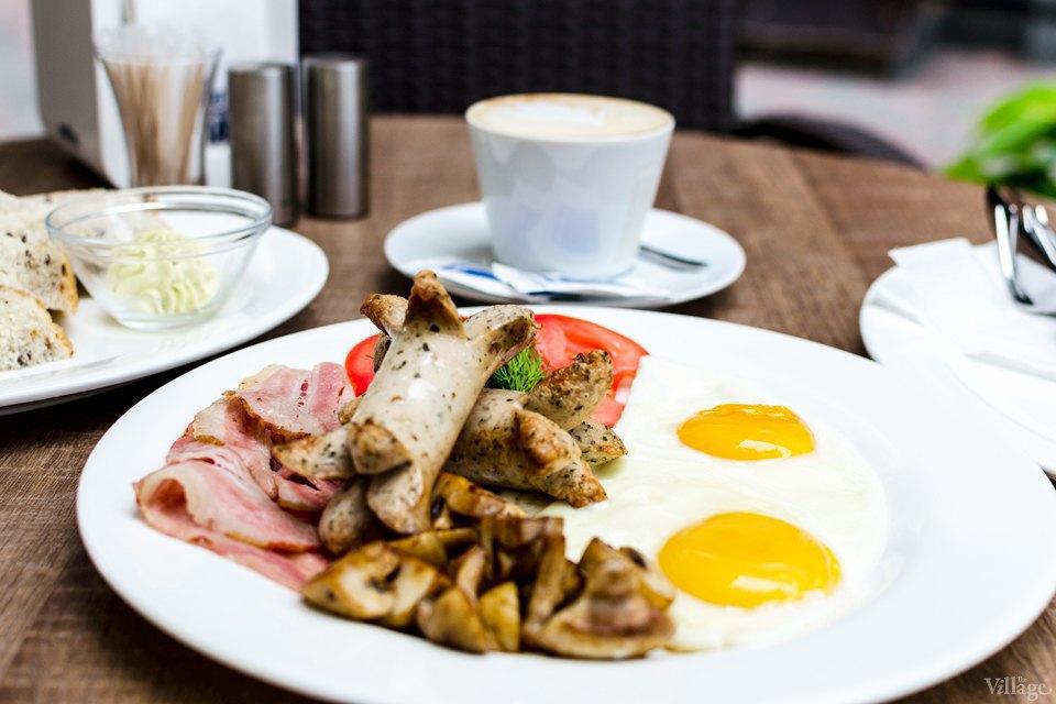 Английский завтрак — 50 грн.. Изображение № 45.