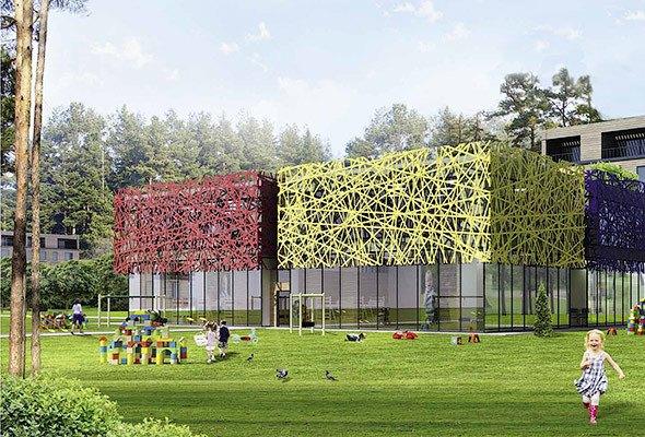 Осенью начнут строить инновационный парк Bionic Hill. Зображення № 2.