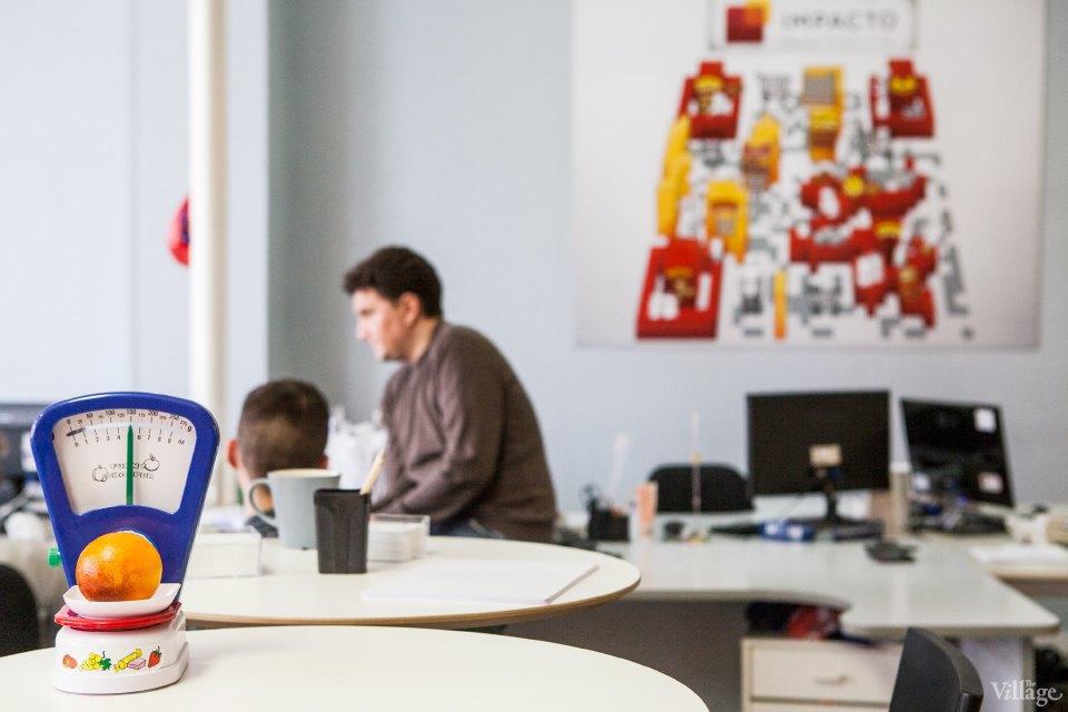 Офис недели (Москва): «АДВ». Изображение № 63.