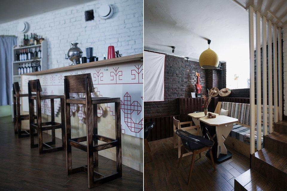 Кафе «Дуня» вТучковом переулке . Изображение № 5.