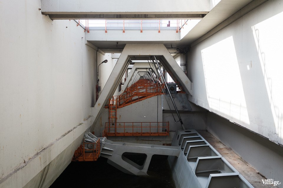 После нас хоть потоп: Как работает дамба вКронштадте . Изображение № 10.