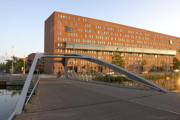Westergasfabriek на месте заброшенного завода в Амстердаме. Изображение № 3.