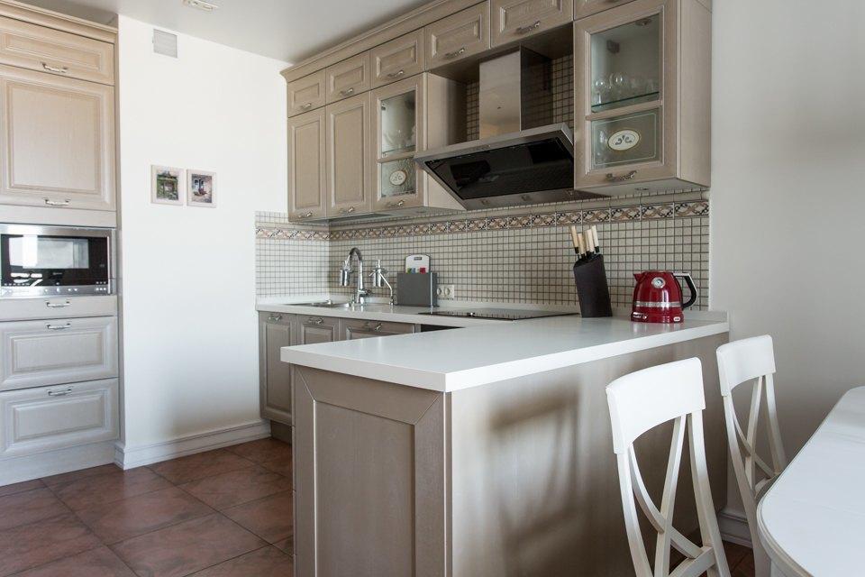 Большая квартира для семьи на«Нагатинской» с кабинетом илимонной ванной. Изображение № 27.