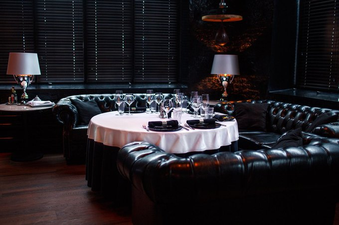 На «Трёхгорной мануфактуре» открылся ресторан Симачёва Hooligan. Изображение № 1.