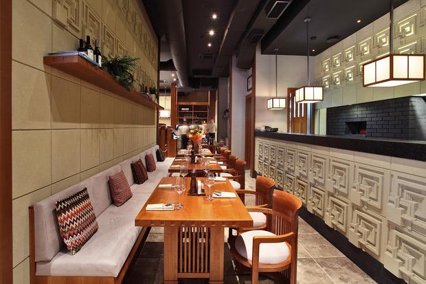 На Валовой улице открылся ресторан «Талиесин». Изображение №1.