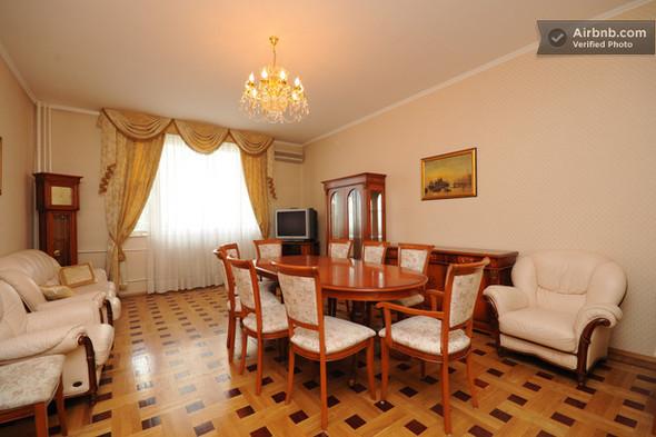 Квартира в Москве, 300 долларов за ночь.. Изображение № 22.