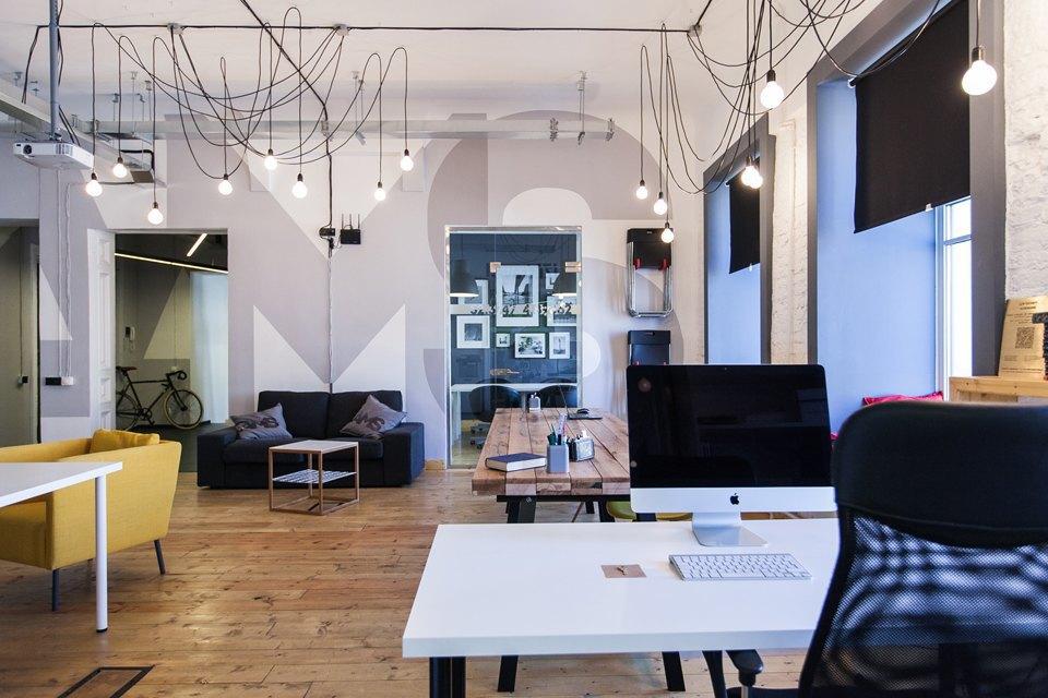 Офис IT-компании в бывшей коммуналке. Изображение № 8.