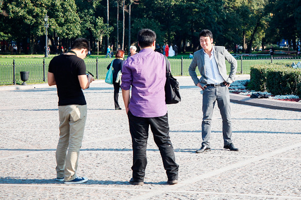 Эксперимент The Village: Самые популярные места для фотографий из Петербурга. Изображение № 31.