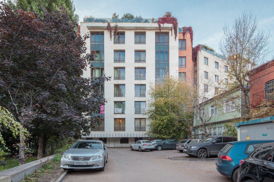 Жилой комплекс «Новая Остоженка»«Архитектурно-проектное бюро ТРОМОС», 2004 год. Изображение № 19.