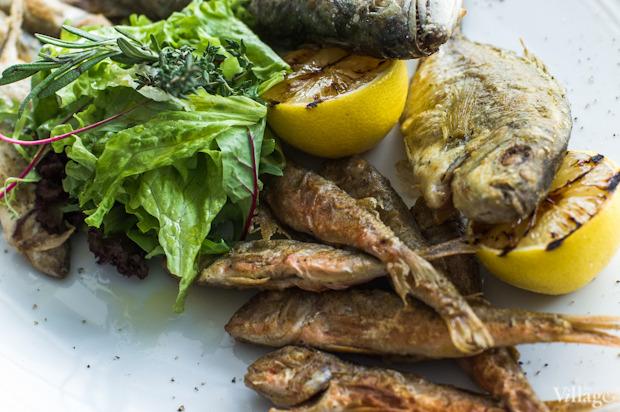Ассорти из черноморской рыбы, 155 грн.. Изображение № 41.