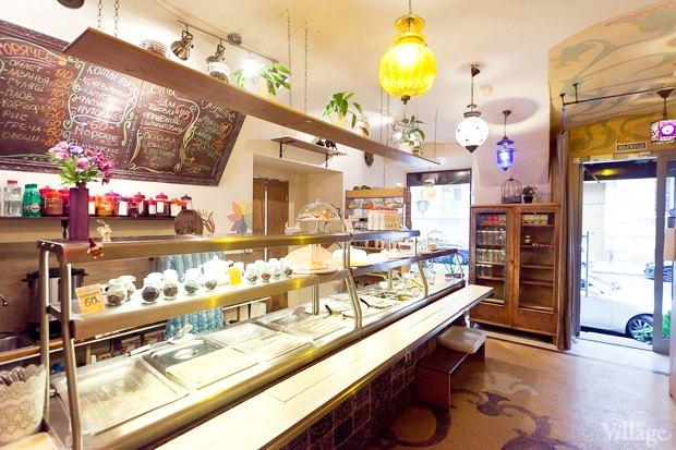 Все свои: Вегетарианское кафе наКазанской улице. Изображение № 4.