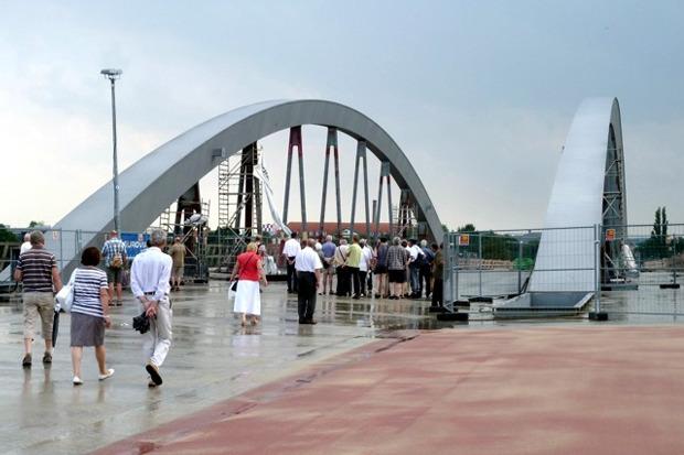 Без ЮНЕСКО: Может ли «Лахта-центр» повлиять на статус Всемирного наследия. Изображение № 8.