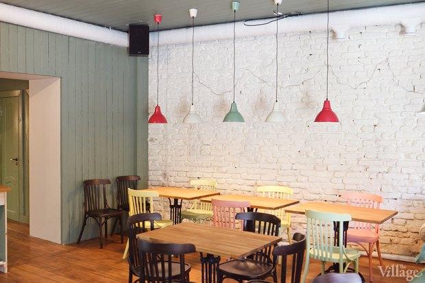 Новое место: Второе вегетарианское кафе «Рада и К». Изображение № 4.