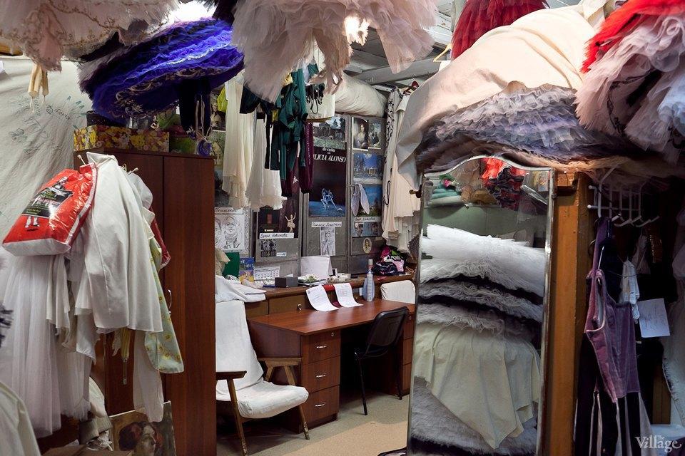 Фоторепортаж: Вторая сцена Мариинского театра изнутри. Изображение № 56.