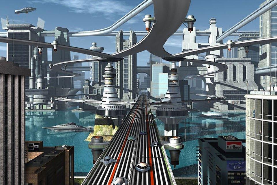 Технологии в будущем. Изображение № 25.