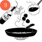 Рецепты шефов: Паста «Орекьетте алла Романо». Изображение №6.