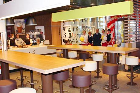 На Осокорках открыли новый McDonald's. Зображення № 2.
