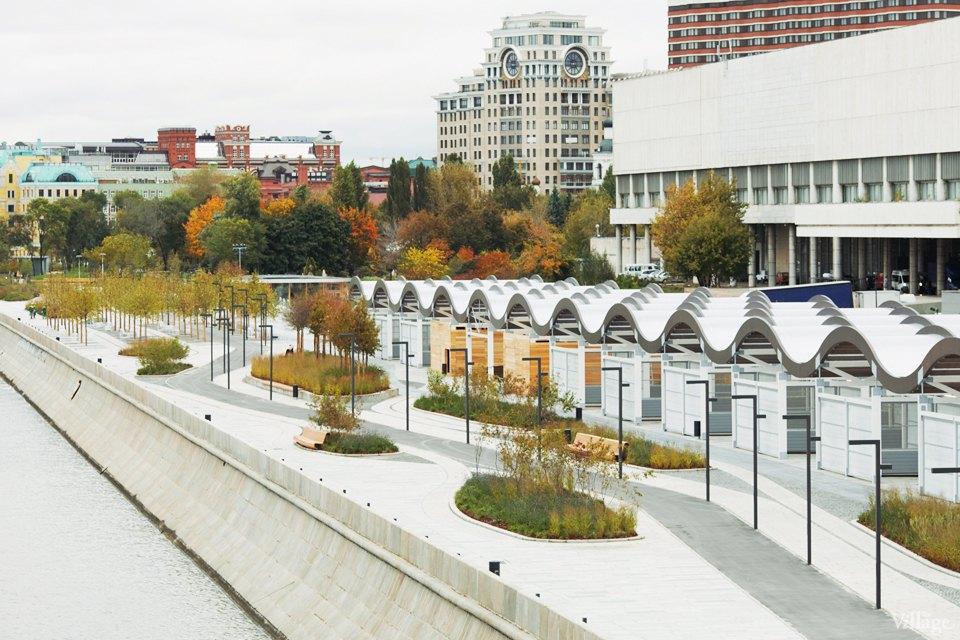 Крымская набережная в Москве, реконструкция 2013 года. Изображение № 8.