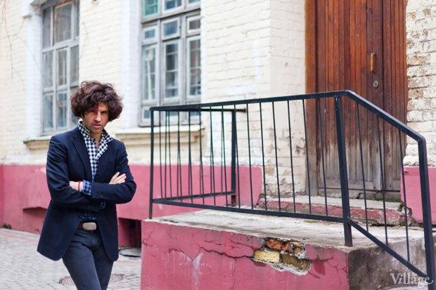 Гости столицы: Музыкант Луи Франк. Зображення № 6.