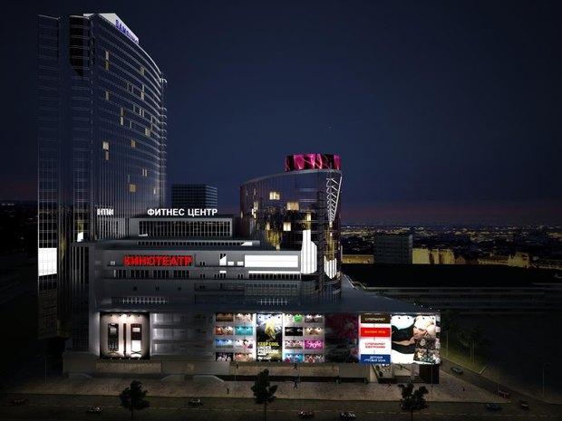 Пополнение: 6 новых торгово-развлекательных центров вКиеве. Зображення № 11.