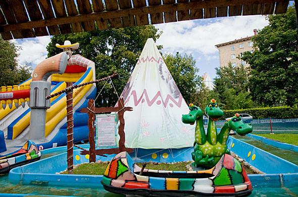 Карусель-карусель: 6 московских парков аттракционов. Изображение № 67.