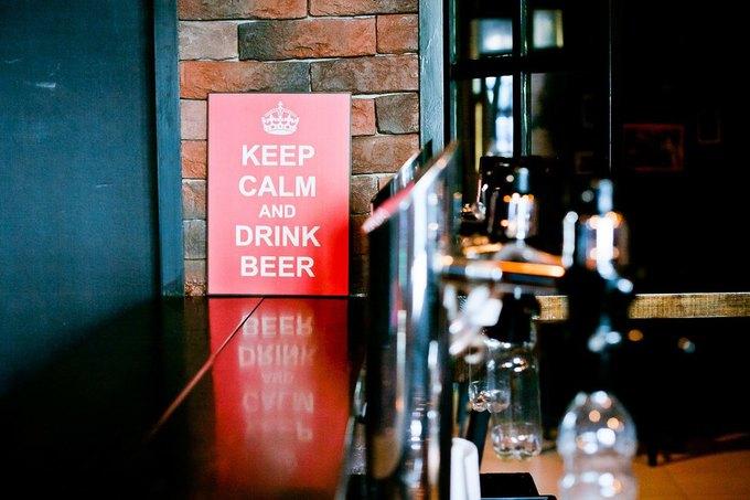 В Калининском районе открылся BeerWoodBar . Изображение № 1.