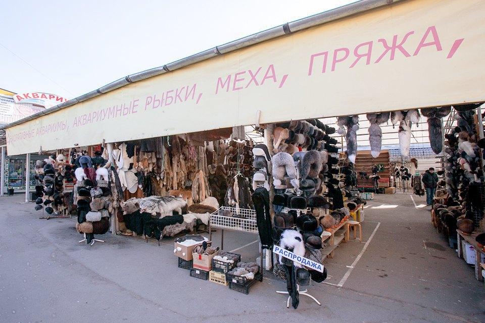 За базар в ответе: Как устроены 7 главных городских рынков. Изображение № 26.