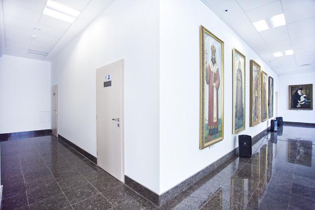 Фоторепортаж: На Богдана Хмельницкого открыли Музей истории Киева. Зображення № 9.