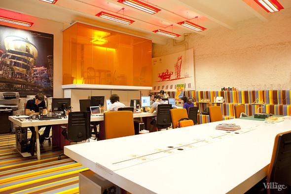 Офис недели (Москва): Pole Design. Изображение № 11.